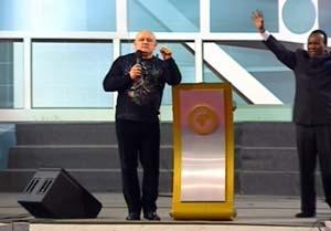 Шушкевич Владивир в Посольстве Божьем